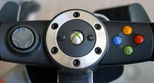 Xbox 360 Racing Wheel Now $99