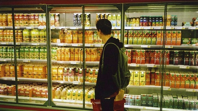 Time Yourself at the Grocery Store to Prevent Overspending