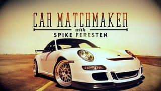 Watching Car Matchmaker on Esquire EDIT: SUDDENLY TORCH