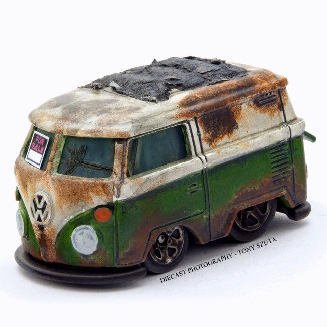Custom Hot Wheels Kool Kombi