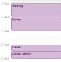 Make More Time by Scheduling Your Media