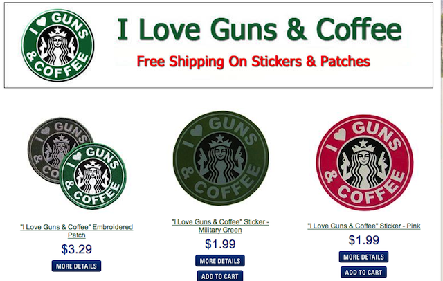 Starbucks Politely Asks People Not to Bring Guns Into Its Stores