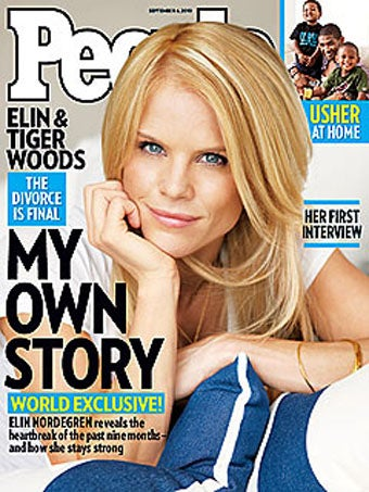 Tiger's Wife Has 'Been Through Hell' and Will Now Tell You About It