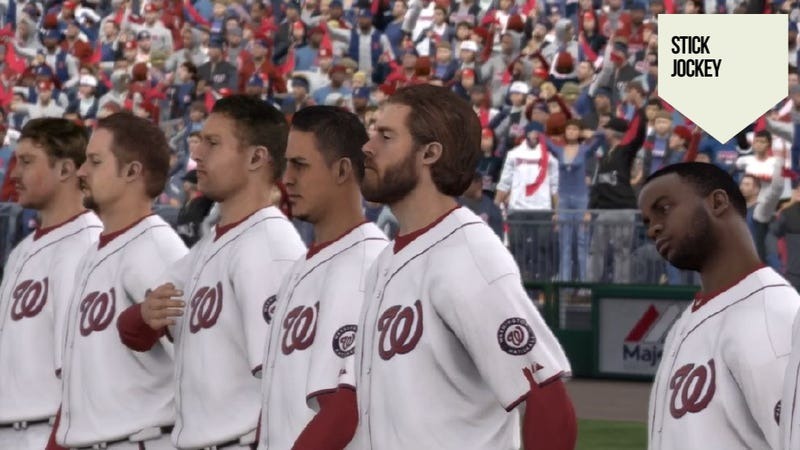 Can You Play a Game Without the National Anthem? I Do It All The Time.