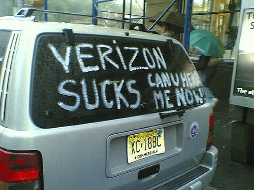 Verizon: Don't Worry Guys, That Super High Early Termination Fee Only Applies to Phones You Like