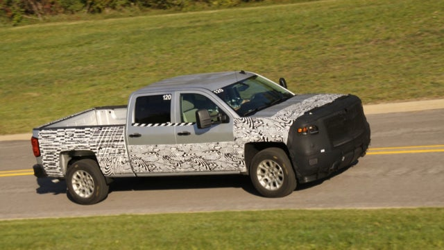 Chevrolet Teases 2014 Silverado, Toyota Stretches Beyond Hybrids, And VW Critiques The U.S. Economy