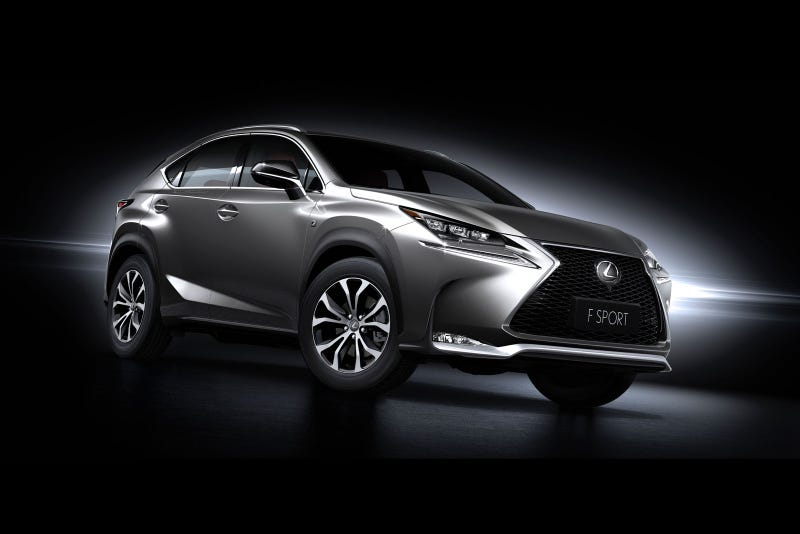 This car is pretty damn important for Lexus
