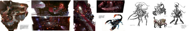 The Astounding Video Game Art of Yang Qi