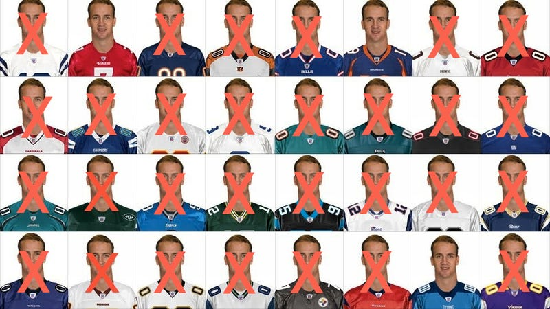 Peyton Manning Watch: Decisions, Decisions, Decisions