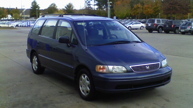 Used Car Face Off: Minivans And Messing With Success