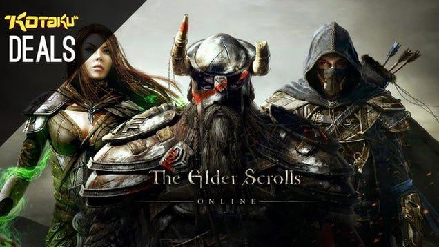Elder Scrolls Online, PSN And LIVE Updates, Robotech [Deals]