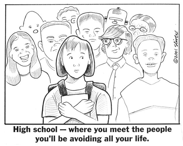 If you met your S.O. other in high school