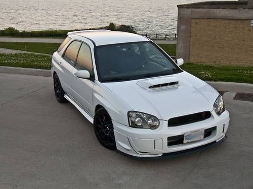 For $25,500 Canadian, This Franken-STI is All Aboot the Back
