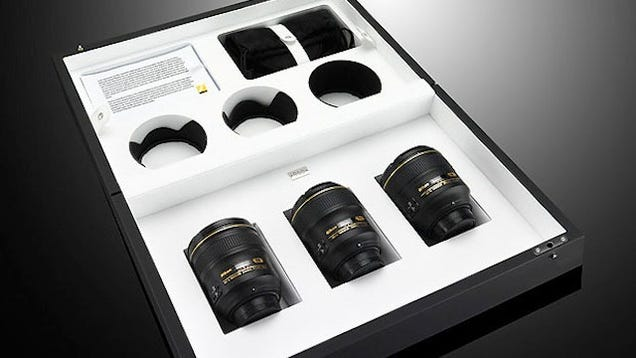 Nikon's Limited Edition Lens Box Another Reason to Wish You Were Swedish