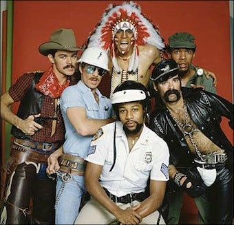 Village People Promise To Keep The Y In YMCA