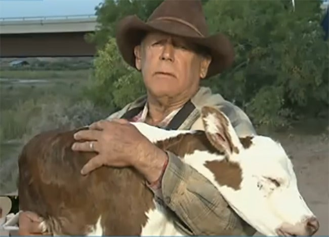 ​Arrest Warrant Issued for Racist Rancher Cliven Bundy's Son