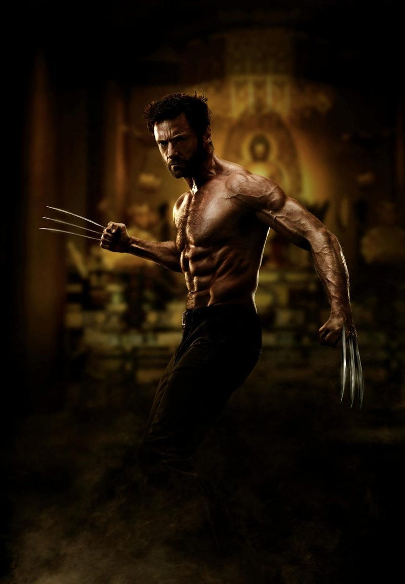 First official image of Wolverine shows off Hugh Jackman's new claws