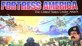 Welcome to Fortress America, Everybody