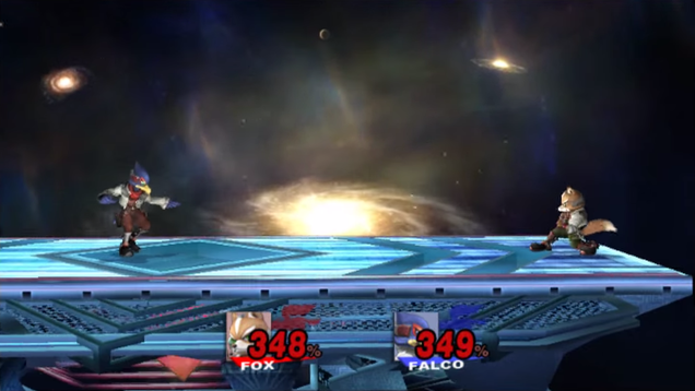 Super Smash Bros. Match Reaches Dragon Ball Z-Level Insanity