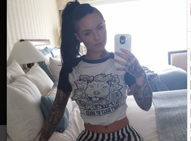 Christy Mack Releases Statement, Photos Following Attack