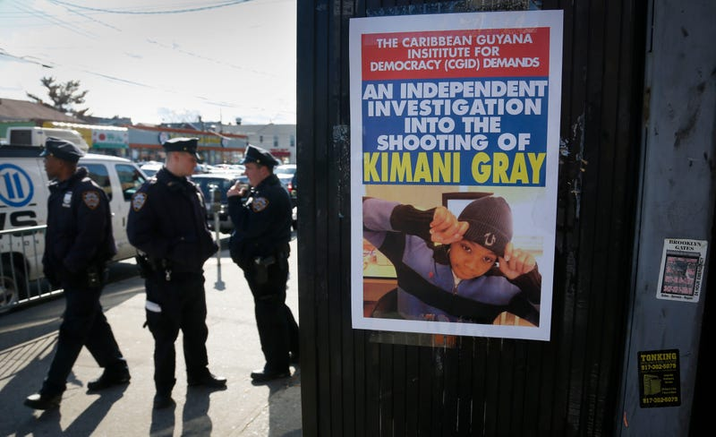 Officers Who Shot Kimani Gray Have Been Repeatedly Sued for Civil Rights Violations