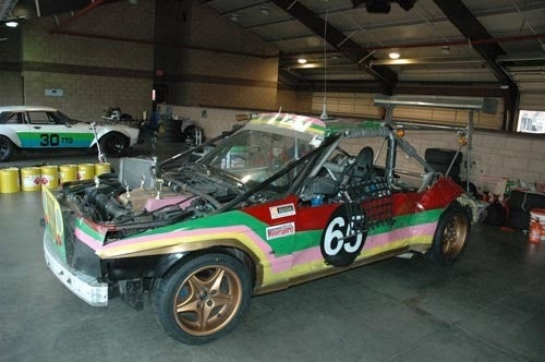 The L.A. Freeway Enduro (ChumpCar Updates This Weekend)