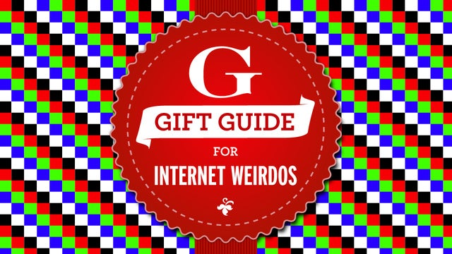 Gift Guide Roundup: Gifts for Internet Weirdos