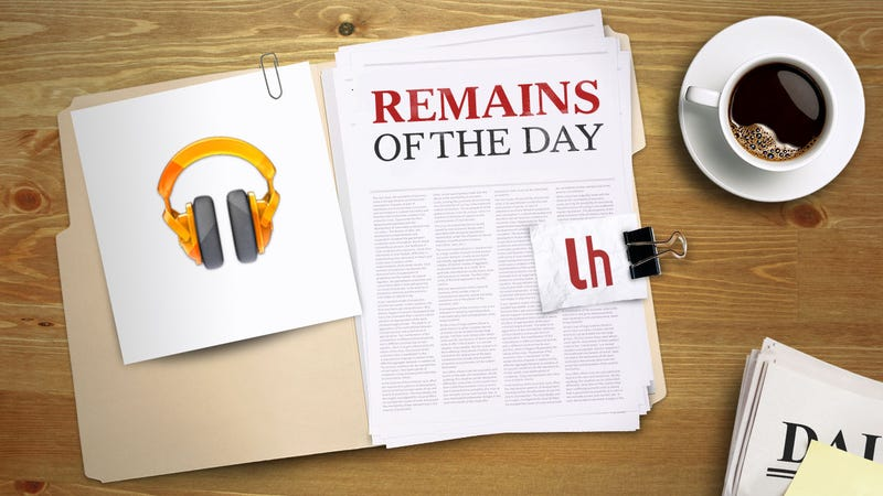 Remains of the Day: Google Play Music Gets Instant Mixes, Gapless Playback