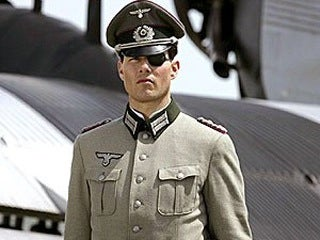 Tom Cruise in Valkyrie: 'Distractingly Bad'