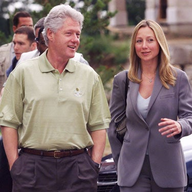 So, Who Was Bill Clinton's Girlfriend?