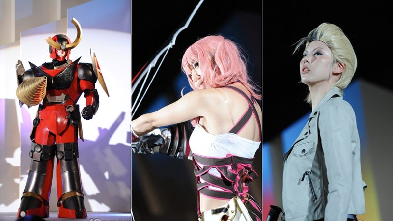Up All Night with Some of the Best Cosplay on Earth