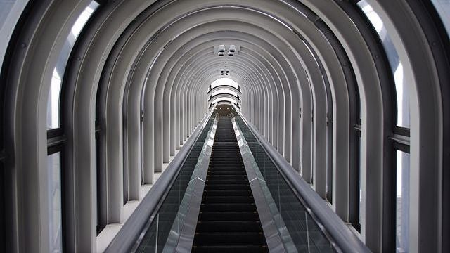 Your brain is what makes broken escalators dangerous