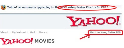Yahoo Learns New Definition of 'Safe'