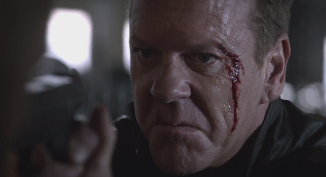 Jack Bauer Has Spent The Past Two Years Playing Batman