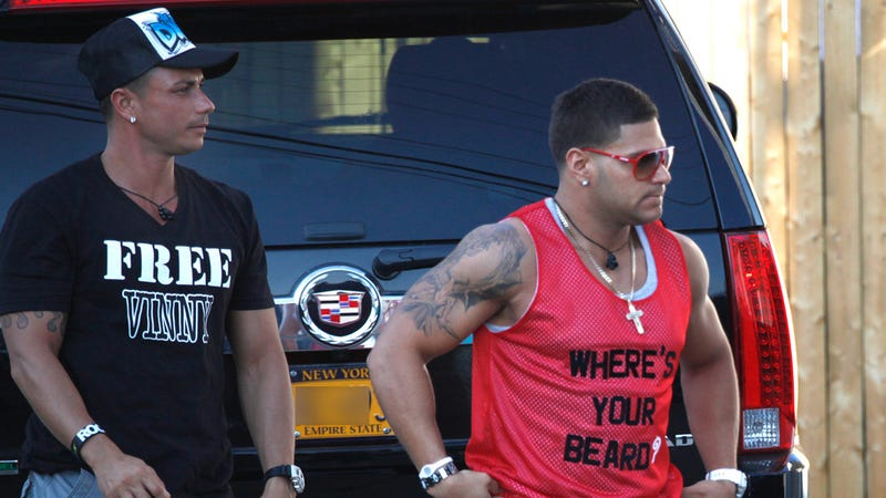 Jersey Shore's Ronnie Chooses Intervention Over Jail
