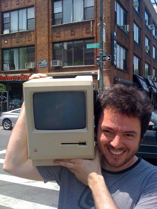 What to Do with an Original 1984 Macintosh?