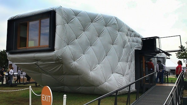 The Solar-Powered House of the Future, Controlled With Xbox Kinect