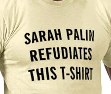 Write Your Own Sarah 'Shakespeare' Palin Lines, Refudiate Her Glories