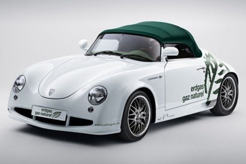 BRA GmbH to Unveil Cévennes Turbo-CNG Roadster at Geneva