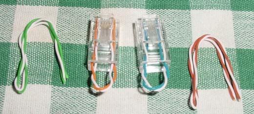 DIY Ethernet Cuff Links