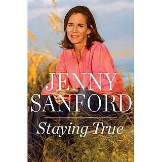 Back From Lunch With Jenny Sanford