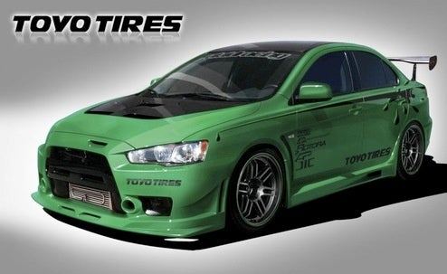 Toyo Tires Shows Off 2008 SEMA Line-Up