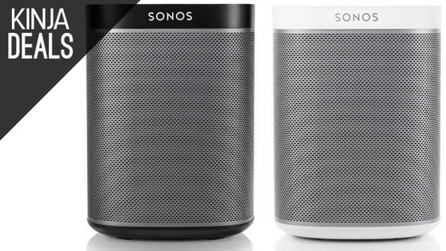 Here's a Rare Chance to Save $29 on a SONOS PLAY:1