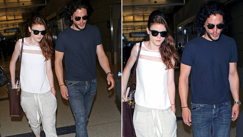 Jon Snow and Ygritte Are Maybe Dating IRL
