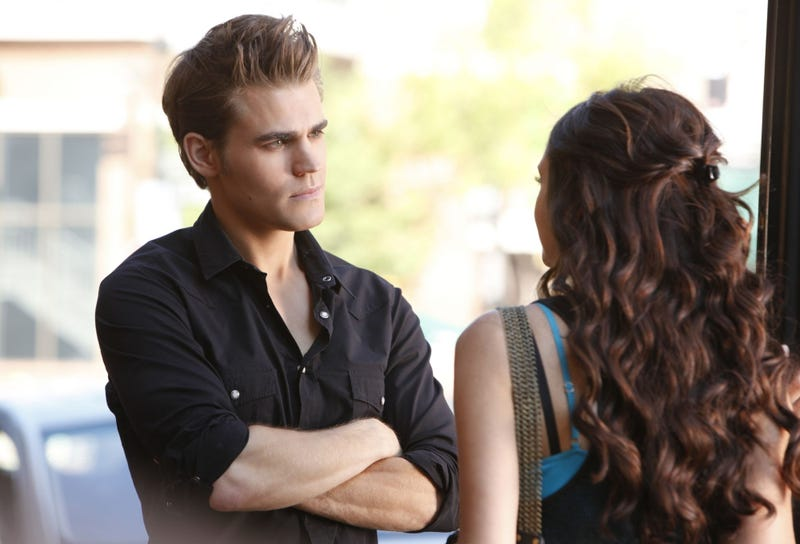 The Vampire Diaries: Playing mind games with a Salvatore brother is like shooting an unarmed man