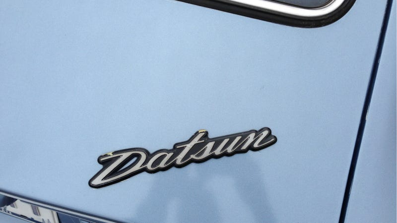 "As You Can ""Z,"" This Is One Pretty Datsun 2+2"
