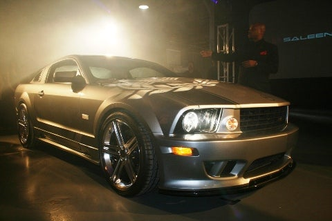 Saleen Debuts Limited Edition $100k Sterling Edition S302E
