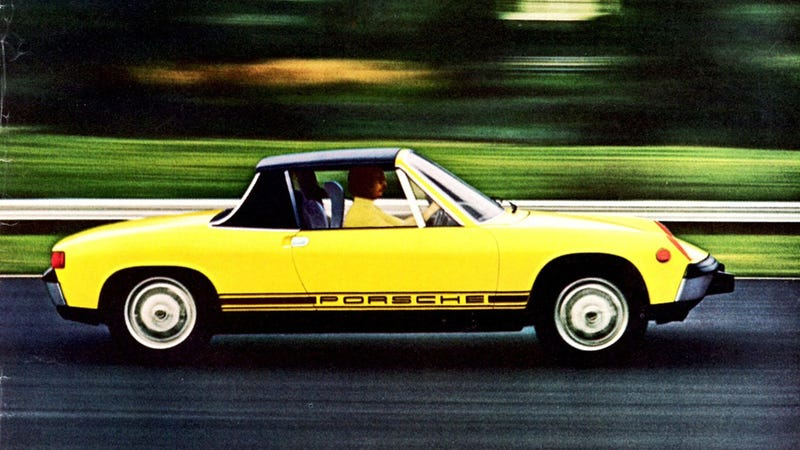 The Ten Slowest Sports Cars Of All Time