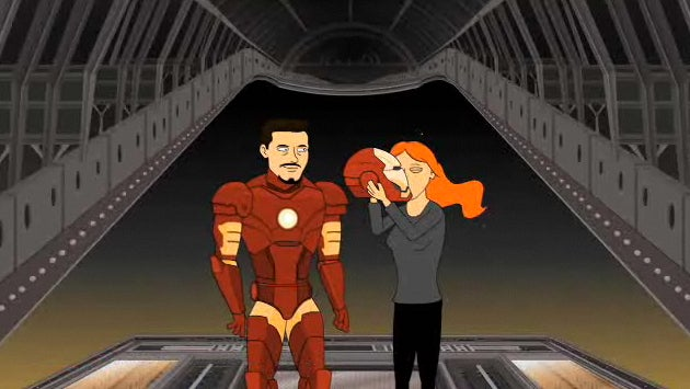 Iron Man 2 Takes That Won't Be In Theaters