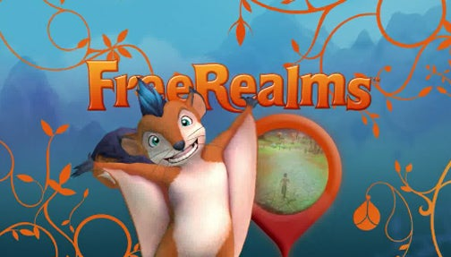 Free Realms Launches With Flying Squirrel